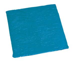 silicones-plaque-bleu